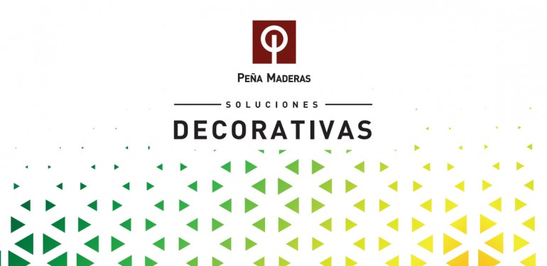 Soluciones decorativas